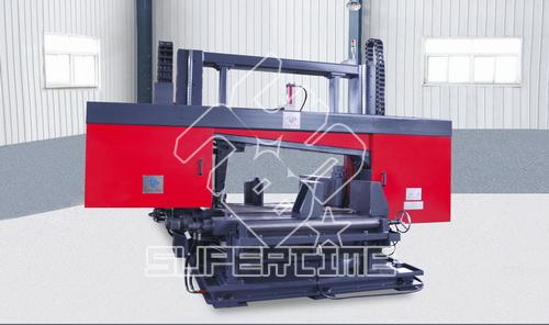 DJ1250 CNC ANGLE Rotation Band Saw Machine